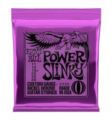 ERNIE BALL POWER SLINKY 11-48 žice za električnu gitaru