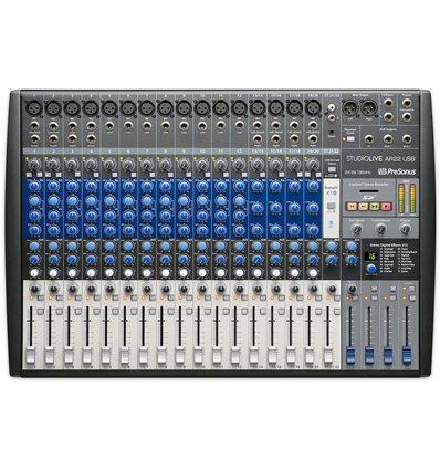PreSonus StudioLive AR22 USB digitalni mikse