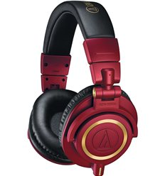Audio-Technica ATH-M50xRD LIMITED EDITION slušalice