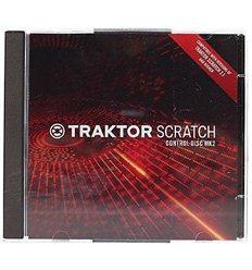 Native Instruments Traktor Scratch kontrolni disk MKII (Par)