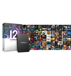 Native Instruments Komplete 12 Ultimate softver