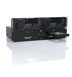 American Audio UCD200 CD player