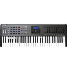 Arturia KeyLab 61 mkII Black kontroler klavijatura