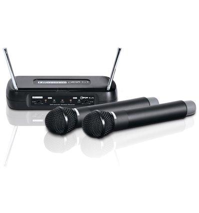 LD Systems WSECO2HHD dvostruki bežični mikrofonski set