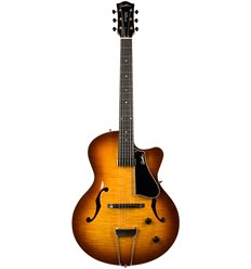 Godin 5th Avenue Jazz Sunburst HG Sunburst električna gitara + kofer