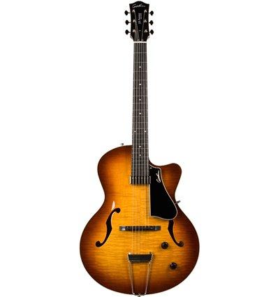 Godin 5th Avenue Jazz Sunburst HG Sunburst električna gitara + kofer