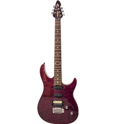 Peavey Limited ST Quilt Top Purple električna gitara