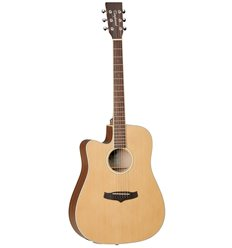 Tanglewood TW10 LH Winterleaf (Left Hand) elektro-akustična gitara