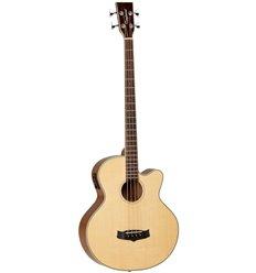 Tanglewood TW8 AB Winterleaf elektro-akustična bas gitara