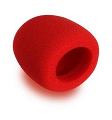 OSS ASWS58-RED spužvica za mikrofon
