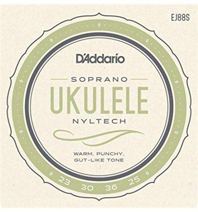 D'Addario EJ88S žice za soprano ukulele