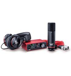 Focusrite Scarlett Solo Studio 3. Generation paket za studijsko snimanje