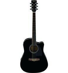 Ibanez PF15ECE BK elektro akustična gitara