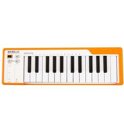 Arturia Microlab Orange kontroler klavijatura