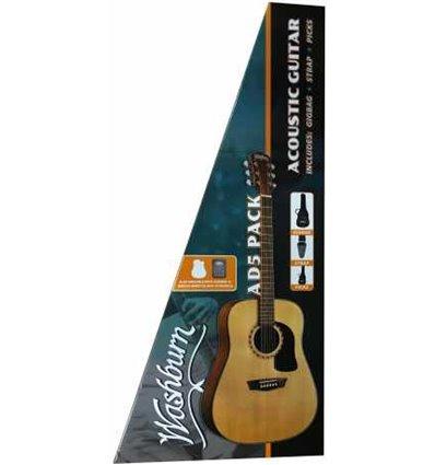 Washburn Apprentice D5 Pack akustična gitara paket