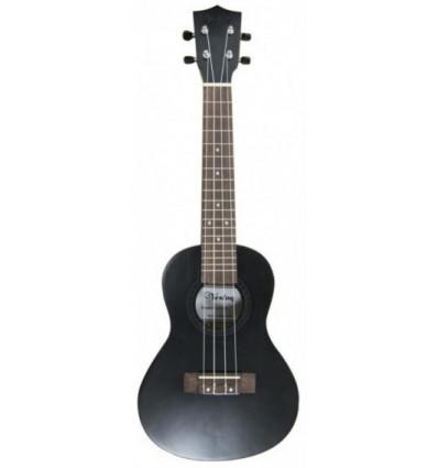 Veston KUC100 BK concert ukulele