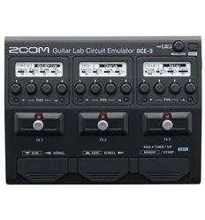 Zoom GCE-3 Guitar Lab Circuit Emulator Multi-FX Procesor