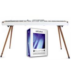 Arturia KeyLab 88 mkII + Bundle W.L&VC7 kontroler klavijatura