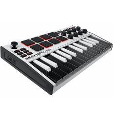 Akai MPK mini mkIII White Special Edition midi klavijatura