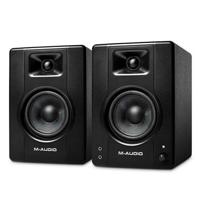 M-Audio BX4 aktivni studijski monitori