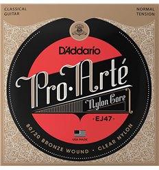 D'Addario EJ47 Pro-Arte Normal Tension