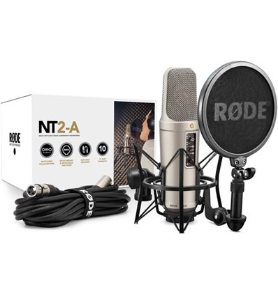 RODE NT2-A Studio Solution Set kondenzatorski mikrofon