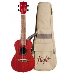 Flight DUC380 Coral concert ukulele
