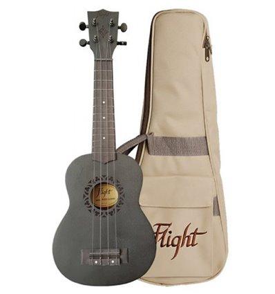 fLIGHT NUS310BB Blackbird soprano ukulele