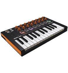 Arturia MiniLab MkII Orange MIDI kontroler