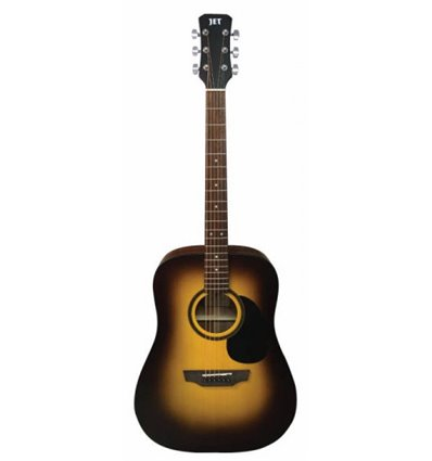 Jet JD-255 SB akustična gitara