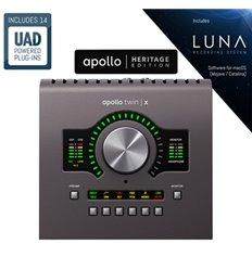 Universal Audio Apollo Twin MKII DUO Heritage Edition