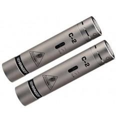 Behringer Studio Condenser Microphones C-2