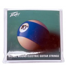 Peavey Pool Ball Nickel Wound Guitar Strings 10s