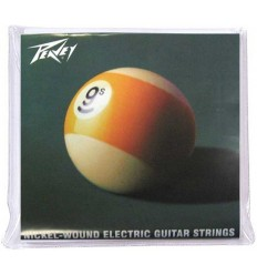 Peavey Pool Ball Nickel Wound Guitar Strings 9s