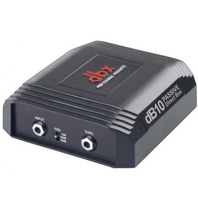 dbx dB10 Direct Box