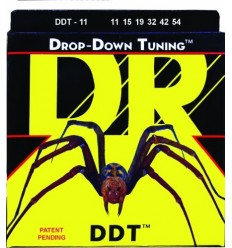 DR DDT Electric Strings DDT-11 Extra Heavy