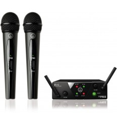 AKG WMS40 Mini2 Vocal Set Dual US45A/C-SMPS