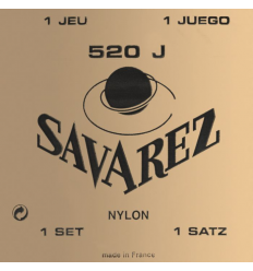 Savarez 520J Very High Tension