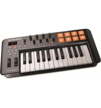 M-Audio Oxygen 25 - New