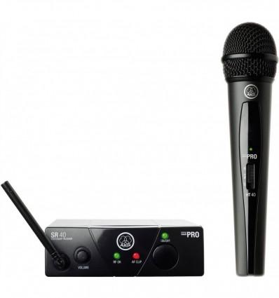 AKG WMS40 Mini Vocal Set ISM2 bežični mikrofon