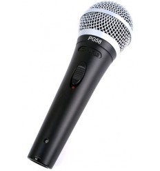 Shure PG58-XLR dinamički mikrofon