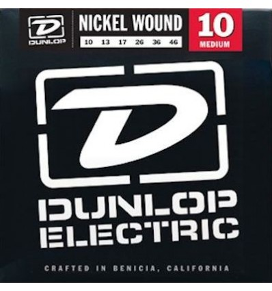 Dunlop Nickel Wound Medium 10-46 žice za električnu gitaru