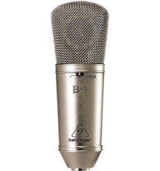 Behringer Single-Diaphragm Condenser Microphone B-1