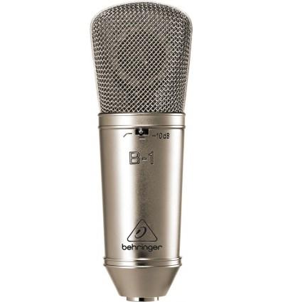 Behringer Single-Diaphragm Condenser Microphone B-1