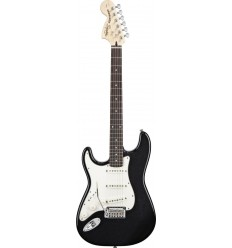 Squier Standard Strat Left-Handed, Black električna gitara