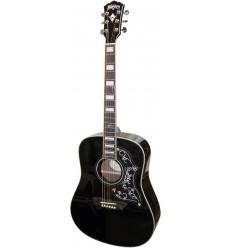 Washburn WD210S Black akustična gitara