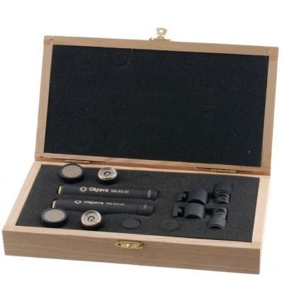 Oktava MK-012-01 MSP2 Black kondenzatorski mikrofoni
