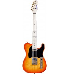 Blade Delta Classic T2 3-Tone Sunburst (Rosewood) električna gitara