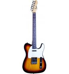 Blade Player Delta PDE-1 3-Tone Sunburst električna gitara