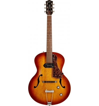 Godin 5th Avenue Kingpin Cognac Burst